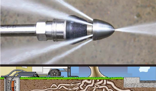 Industrial Drain Cleaning